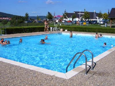 Campsite l'Oasis, camping 3 stars to Oberbronn